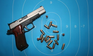Elite Handgun Academy: Texas Open and Concealed-Handgun License Course for One or Two at Elite Handgun Academy (Up to 65% Off)
