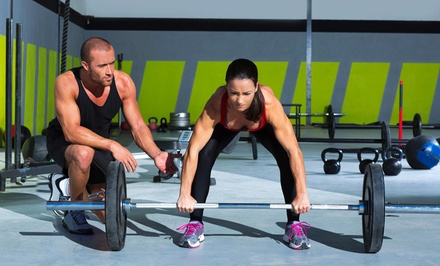 OneMonth Membership with a PersonalTraining Session at Kratos Fitness & Performance Group (65% Off)