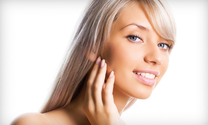 Michelle at The Hair Room - Bradford Pointe Apartments: One, Two, or Three Microdermabrasion Treatments with a Pumpkin Mask from Michelle at The Hair Room (Up to 70% Off)