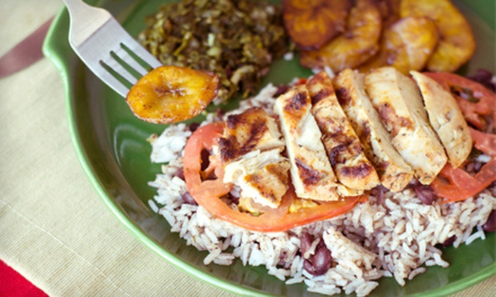 Numero Uno Cuban Restaurant - Wadeview Park: Cuban Cuisine at Numero Uno Cuban Restaurant (Up to Half Off). Two Options Available.
