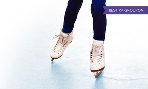 Arkansas Skatium: Skating Packages for Two or Four, or One Month of Unlimited Skate at Arkansas Skatium (Up to 52% Off)