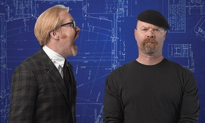 "Mythbusters: Jamie and Adam Unleashed: ""MythBusters: Jamie & Adam Unleashed - Jamie's Farewell Tour"" on December 7 at 7 p.m."