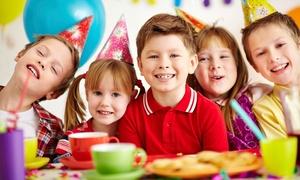 Baby Lingua: Fiesta de cumpleaños infantil con merienda para diez o quince niños desde 49,90 € en 2 centros a elegir