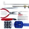 16-Piece Deluxe Watch-Repair Tool Kit, Plus 10-Pack of Batteries