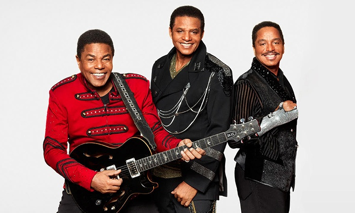 The Jacksons and The Commodores: A Motown Xmas - NJPAC: The Jacksons and The Commodores: A Motown Xmas on December 13 at 7 p.m.