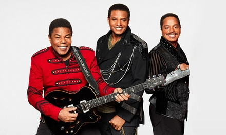 The Jacksons and The Commodores: A Motown Xmas on December 13 at 7 p.m.