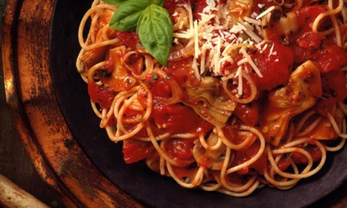 Lucia's - Herndon: $20 for $45 Worth of Authentic Sicilian Food at Lucia's Italian Ristorante