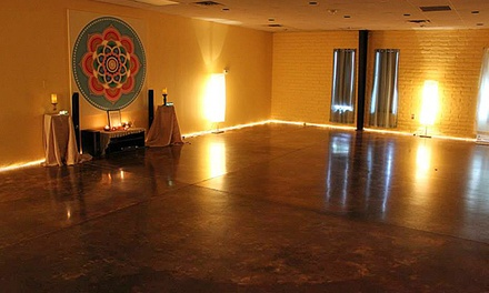 $49 For One Month of Unlimited Yoga Classes at Surya Yoga ($115 Value)