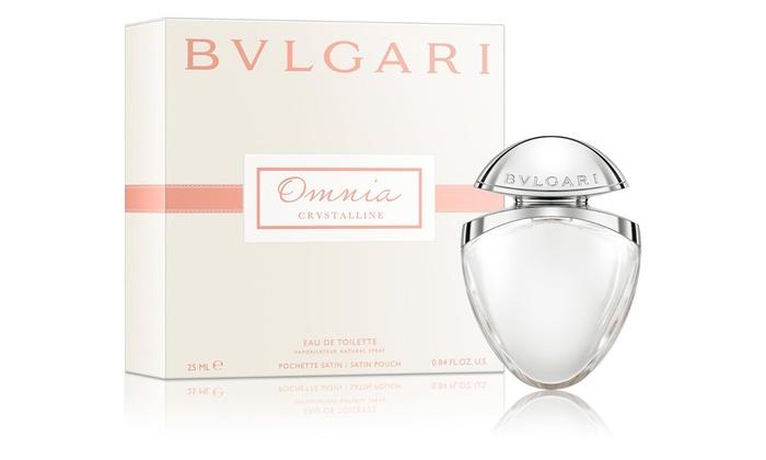 bvlgari crystalline omnia perfume