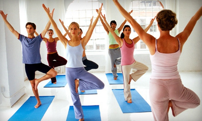 Brazilian Roots Cultural Center and Enjoyoga - Wallingford Center: 10 or 15 Fitness, Yoga, Capoeira, or Dance Classes at Brazilian Roots Cultural Center and Enjoyoga (Up to 82% Off)