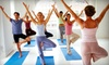 Brazilian Roots Cultural Center - Wallingford Center: 10 or 15 Fitness, Yoga, Capoeira, or Dance Classes at Brazilian Roots Cultural Center and Enjoyoga (Up to 82% Off)