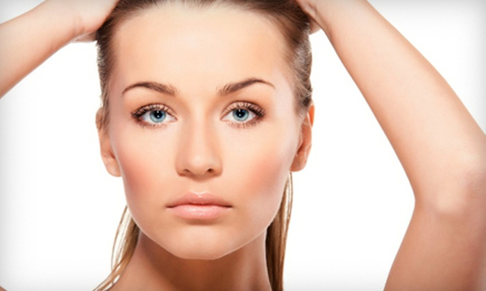 Radiance Medspa of Weston - Weston Park Of Commerce: $75 for a Skincare Package with Microdermabrasion, Facial, and LED Treatment at Radiance Medspa of Weston ($175 Value)
