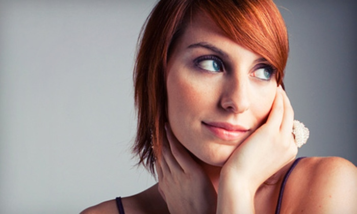 Salon Salon Hair Care - Fall River: $30 for $60 Worth of Coloring or Highlights at Salon Salon Hair Care
