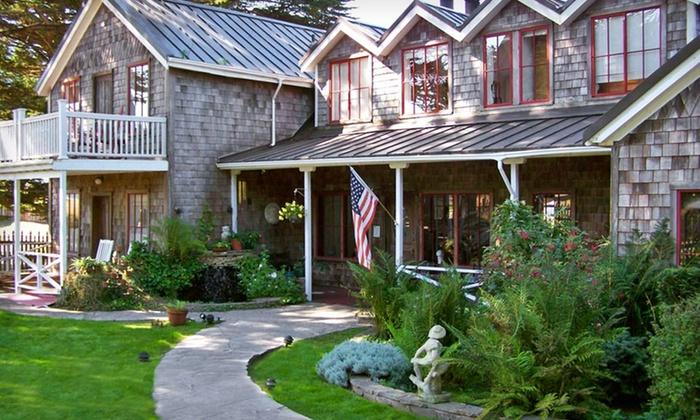 Fensalden Inn - Mendocino: Two-Night Stay at Fensalden Inn in Mendocino Coast, CA
