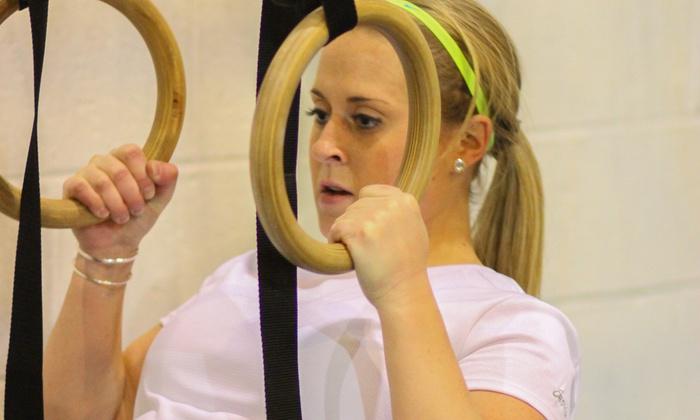 CrossFit Hingham - Hingham: Up to 58% Off SWEAT Bootcamp at CrossFit Hingham