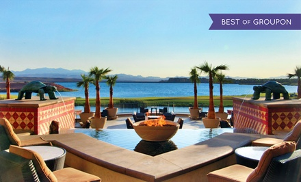Stay with Optional Breakfast at The Westin Lake Las Vegas Resort & Spa in Henderson, NV. Dates Available into April.
