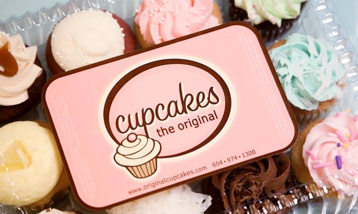 Cupcakes by Heather & Lori - Highstreet Mall: C$7 for One Dozen Pre-Assorted Mini Cupcakes at Cupcakes by Heather & Lori (C$14 Value)