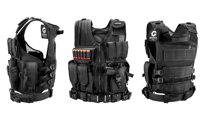 Loaded Gear VX-200 Tactical Vest