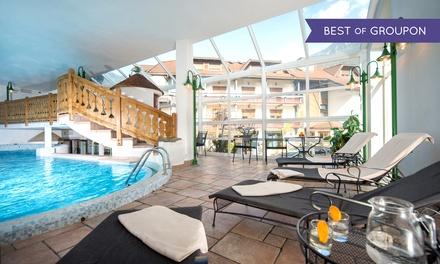 Südtirol: 2 bis 7 Nächte für Zwei mit ¾-Verwöhnpension, 1x Flasche Wein und 1x Wellness-Gutschein im Hotel Mühlener Hof
