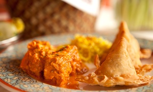 Himalayan Grill: $12 for $22 Worth of Indian, Nepalese, and Tibetan Cuisine at Himalayan Grill