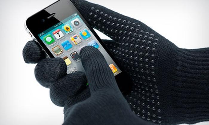 """ipad Tablette,.../"""" Noir XL iphone Gants pour Ecrans Tactiles  /""""Smartphone"""