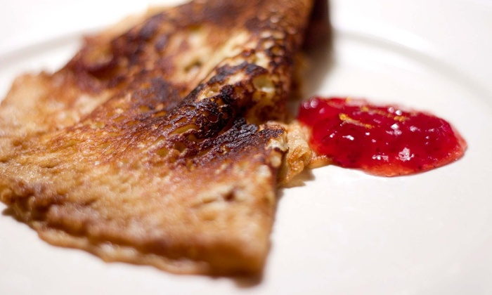 Swedish Club - Seattle: Swedish Pancake Breakfast for Up to Two or Four at the Swedish Club (Up to 50% Off)