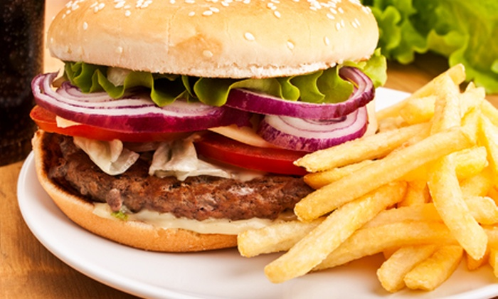 Mel's Diner - Multiple Locations: $11 for $20 Worth of Casual Food and Drinks at Mel's Diner
