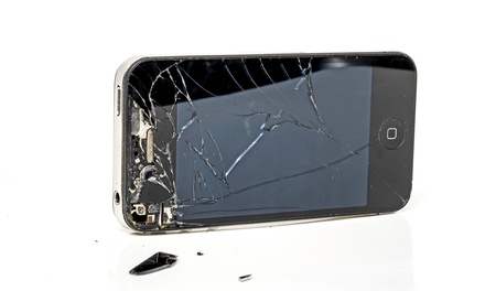 iPhone and iPad Repair Services at iHospital (Up to 58% Off). Four Options Available.