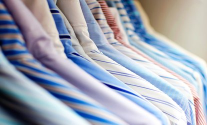 Dry Cleaning at Warwick Dry Cleaners (Up to 51% Off). Three Options Available.