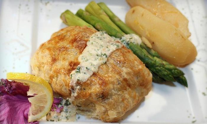 Acropolis - Evansville: $12 for $25 Worth of Greek and Mediterranean Food at Acropolis