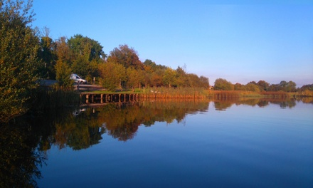 County Leitrim: 3Night SelfCatering Stay for Five or Eight at Lakeside Cottages