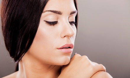 Permanent Makeup for Upper Eyelids, Lower Eyelids, Both, or Eyebrows at Everlasting Permanent Cosmetics (Up to 55% Off)