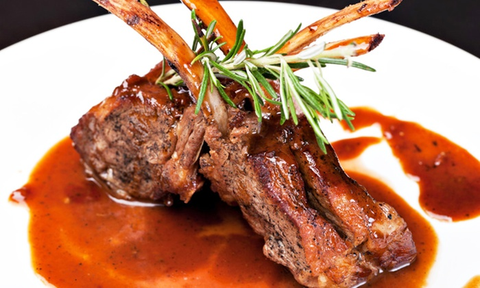 Upstairs 2 - West Los Angeles: Prix-Fixe Four-Course Dinner for Two with Three Wine Pairings at Upstairs 2 (Up to 34% Off)