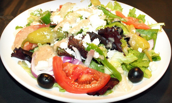 Kearney Street Cafe - Springfield: American Food at Kearney Street Cafe (Half Off). Two Options Available.