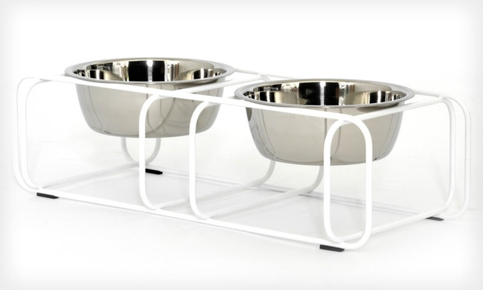 Doca Wire & Dine Pet Food Bowl: $35 for a Doca Pet Wire & Dine Food Bowl ($78.99 List Price). Free Shipping.