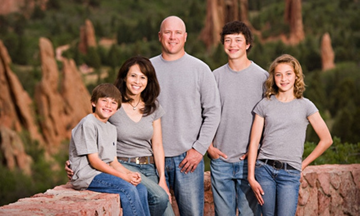 Jonathan Betz Photography - Colorado Springs: $49 for One-Hour On-Location Photo Shoot with $100 Studio Credit from Jonathan Betz Photography ($250 Value)