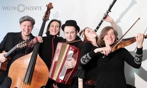 "Weltkonzerte: 2 Tickets für ""Flamenco Festival"", ""Fado Tropical"", ""Klezmer High Life"" oder ""Vivaldi"" im Kolosseum Lübeck (50% sparen)"