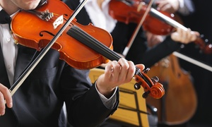 SVSO Concert 4: Skokie Valley Symphony Orchestra Presents Showstoppers from the Opera & Broadway, April 26, 3 pm (Up to 57% Off)