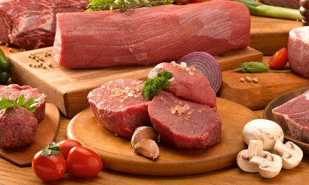 Up to 50% Off Premium Steaks and Burgers at Crazy Peak Montana Beef