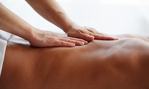 A Touch of Hope: 60-Minute Swedish or Deep-Tissue Massage, or a 90-Minute Hot-Stone Massage at A Touch of Hope (Up to 51% Off)