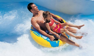 Seven Peaks: $15 for Waterpark Admission for Two at Seven Peaks (Up to $49.98 Value)
