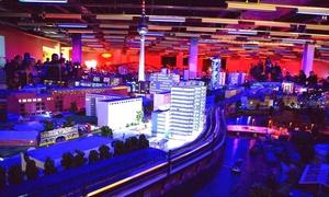 LOXX am ALEX: Eintrittskarten für Zwei inklusive Führung für die Miniaturwelt-Ausstellung im LOXX am Alex für 12,90 € (62% sparen*)