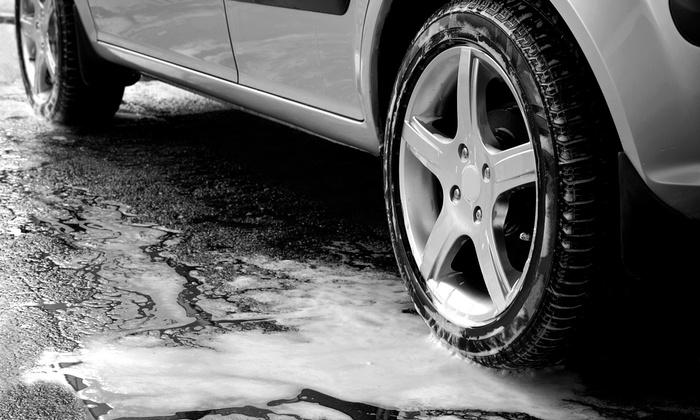 Splash N Dash Car Wash & Lube - Dallas: Two Super Car-Wash Packages at Splash N Dash Car Wash & Lube (Up to 54% Off)