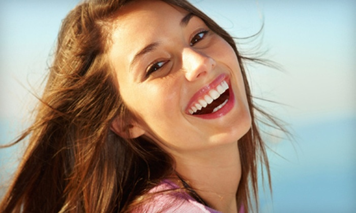 Prodental - Sugar Land: Dental-Cleaning Package, Zoom2! Whitening, or Both at Prodental in Sugar Land (Up to 87% Off)