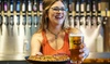 43% Off Pizza & Beer at TailGate Brewery Headquarters