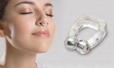 1, 2 o 4 anillos nasales antironquidos