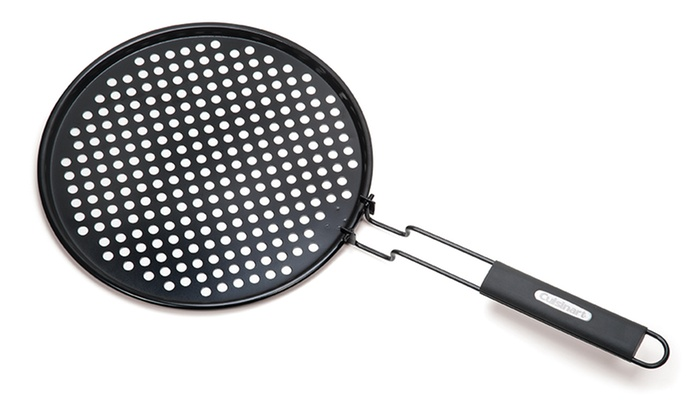 Cuisinart Nonstick Pizza Grilling Pan: $12.99 for a Nonstick Pizza Grilling Pan ($19.99 List Price). Free Returns.