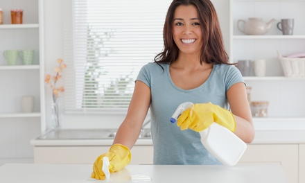 Three Hours of Housecleaning with One or Three Months of Future Discounted Cleaning from Homejoy (Up to 59% Off)