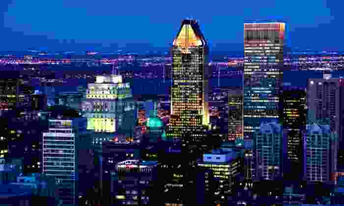 Hotel Espresso - Montreal: 1- or 2-Night Stay with Breakfast at Hotel Espresso in Montreal Centre-Ville, Quebec