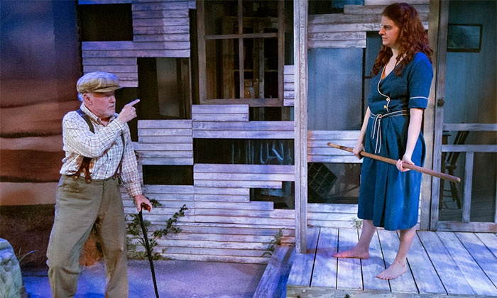 """A Moon for the Misbegotten"" - Jenison Center for the Arts: Eugene O'Neill's ""A Moon for the Misbegotten"" on Wednesday, February 17 at 7:30 p.m."